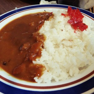 Karee-rice, curry japonais, Japon