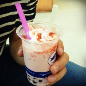 tapioca bubbles japon