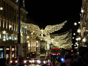 Magical London : les décorations de Noël